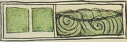 spiruline et sa récolte vue par les aztèques