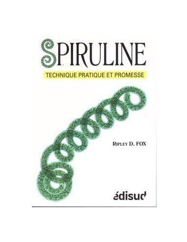 Livre: Spiruline technique pratique et promesse