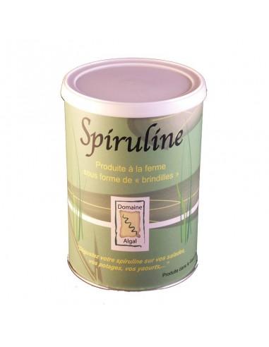 Spiruline en brindilles boite de 100 g